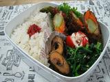 豚肉の野菜巻きフライ弁当