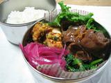 牛肉のしぐれ煮弁当