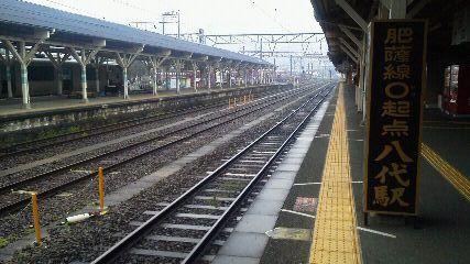 八代駅-1