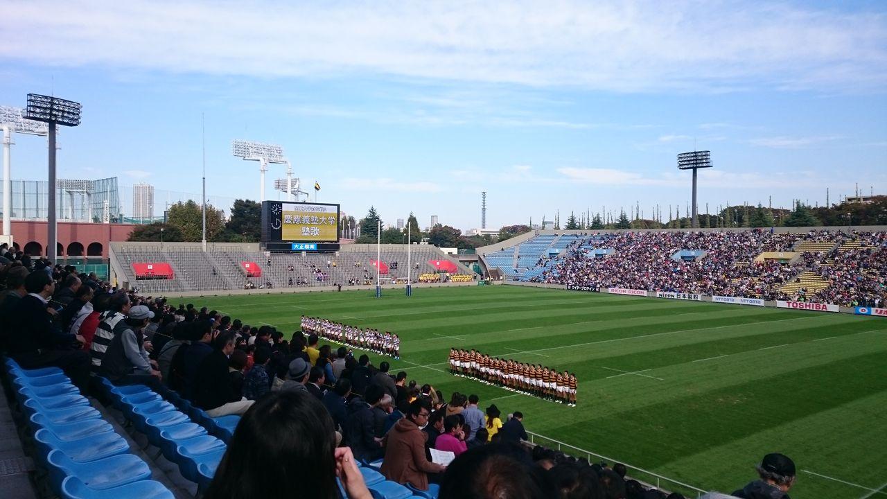 20151101慶明戦