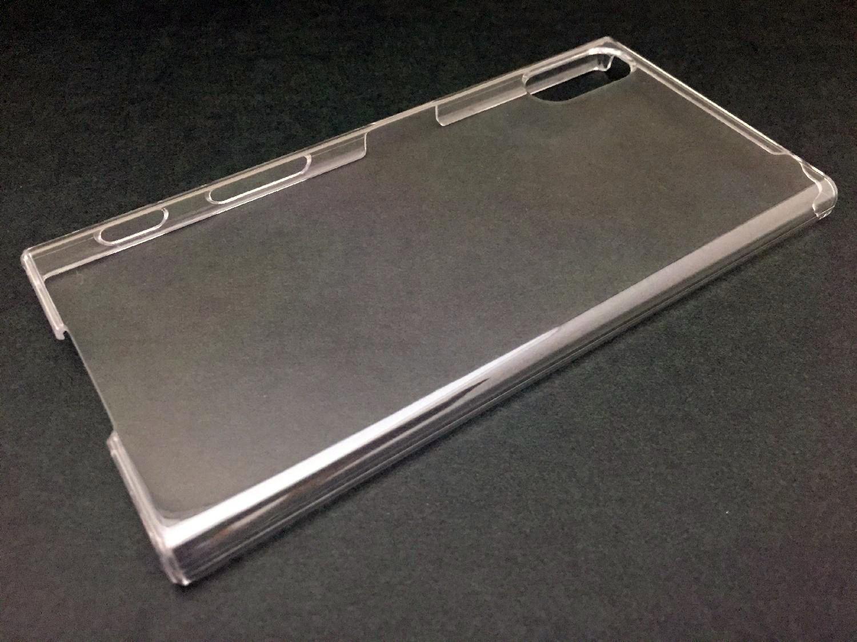 20123dc5f7 ... カバー XperiaXZ エクスペリア エックス デコケース 薄型 スリムケース クリア 透明 docomo au SoftBank SO01J  SOV34 SO-01J 313-1 · 写真 2016-11-02 0 19 23