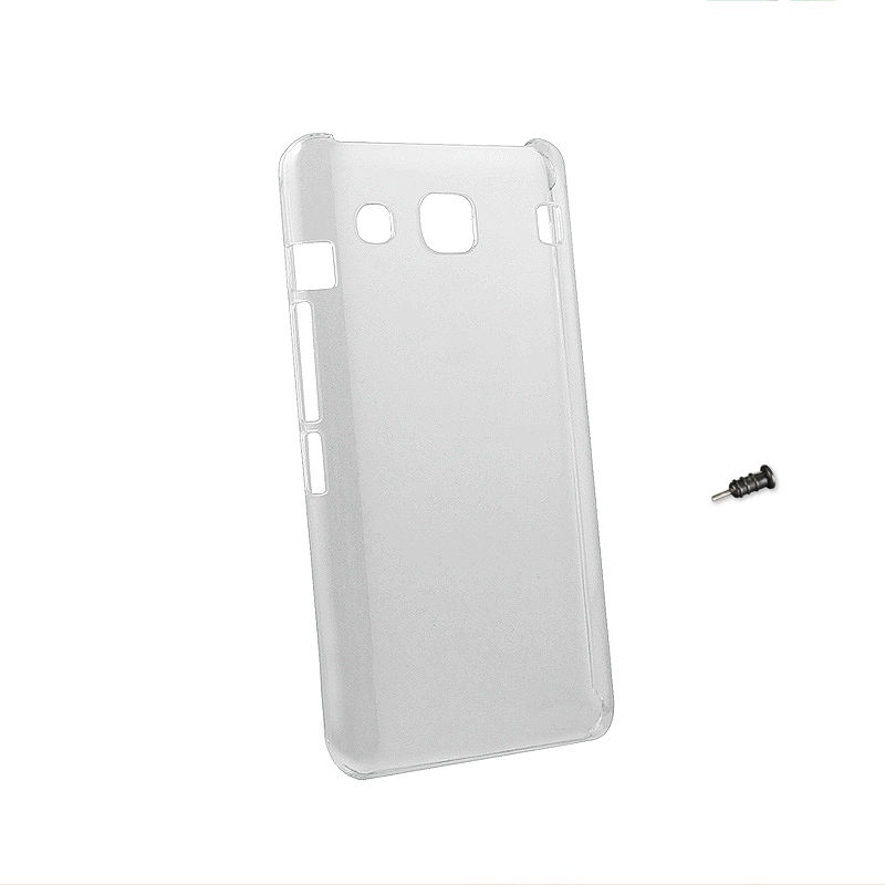 881cc38e39 au Qua phone KYV37 ケース カバー[Fitwhiny] クリア イヤホンジャックキャップ付き キュア フォン ハードケース  プラスチックケース クリアケース スリム ハード ...