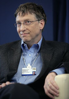 Bill Gates at World Economic Forum 2007