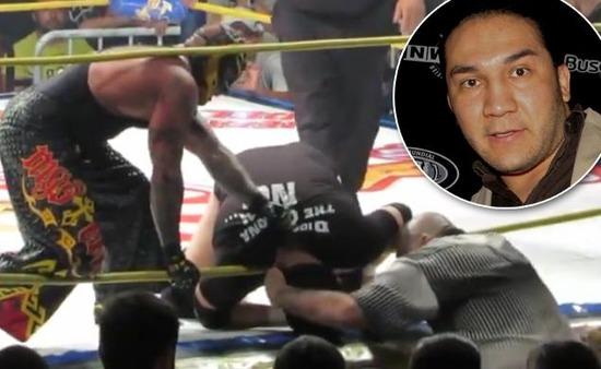 mexican-wrestler-died