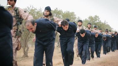 Islamic-State-Syrian-Pilots-Bent-Over-Inside-350x198