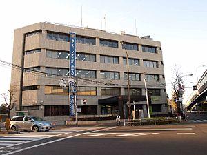 300px-Keishicho_den-en-chofu-policestation