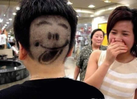 aaa-Super-funny-hair-style