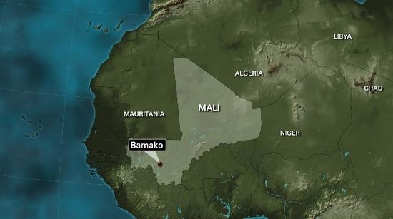 map-mali