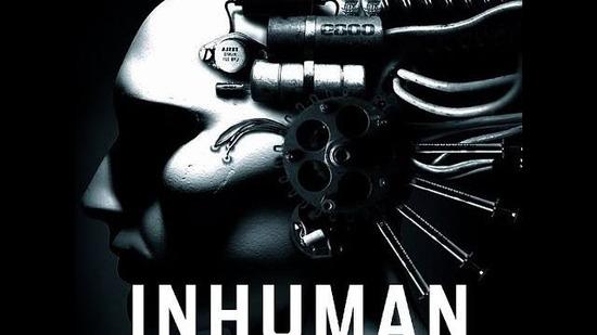 evil alien transhuman