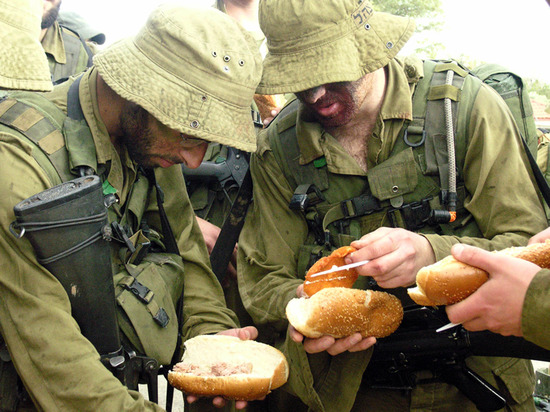 IDF_Soldiers_Salaries_To_Increase_in_2015