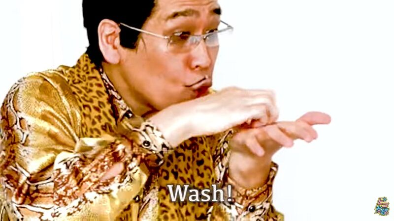ピコ 太郎 動画 手洗い