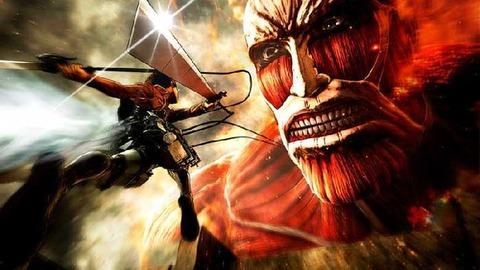 【PS4/PS3/PSVita】『進撃の巨人』ストーリーモードプレイ動画が公開