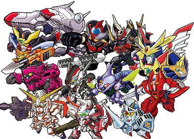 【3DS】『スーパーロボット大戦BX』第2弾PVが公開