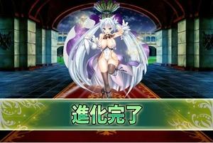 【花騎士雑記】サザンクロスさん 進化&アルストロメリアさん レベルマックス