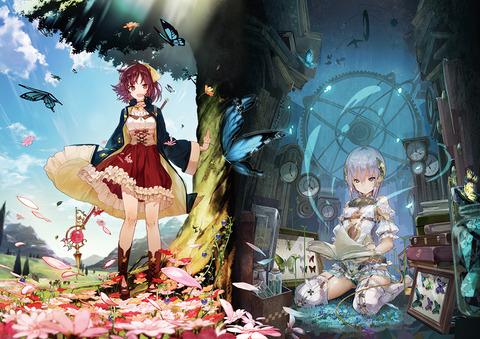 【PS4/PS3/PSVita】『ソフィーのアトリエ ~不思議な本の錬金術士~』プロモーションムービーが公開