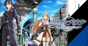 【PS4/PSVita】『ソードアート・オンライン -ホロウ・リアリゼーション-』オープニング映像が公開