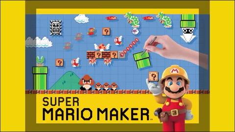 【WiiU】『スーパーマリオメーカー』最新トレーラーが公開