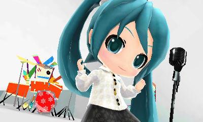 【3DS】『初音ミク Project mirai でらっくす』プレイムービーが公開