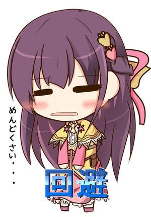【花騎士雑記】イオノシジウムさん絵とかお正月イベントのプレイ動画とか
