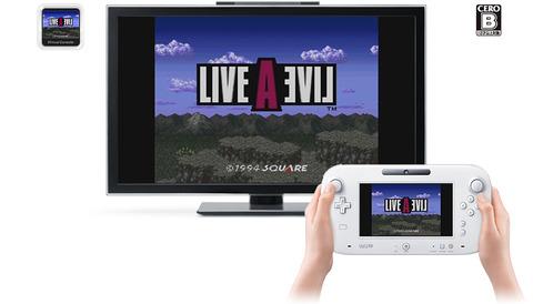 【WiiU】『ライブ・ア・ライブ』バーチャルコンソールで6月24日配信決定