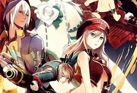 【PS4/PSVita】『ゴッドイーターリザレクション』が10月27日に発売&第1弾PVが公開