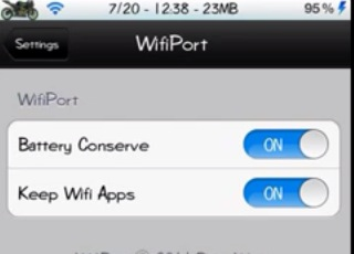 WifiPort