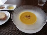 サラマンジェドヨシノ 栗南瓜冷製スープ