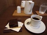 ラストワルツ 水羊羹とコーヒー