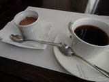 茶のみ処 大船軒 チョコレートムース