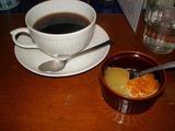 アンチョビ コーヒートデザート