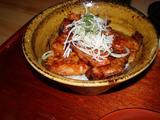 炙の壺 豚丼