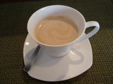 かやの木邸 コーヒー