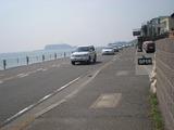 京七里 R134と江の島