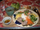 越南食卓 ランチ