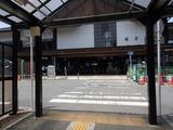 ムジカフェ 鎌倉駅を望む