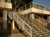 ル・ミリュウ  階段