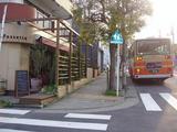 フォセッタとバス