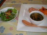 デサンジュ サラダ&前菜