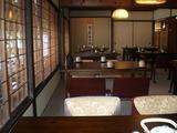 鉢の木カフェ 室内