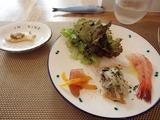 CAZAMA 前菜