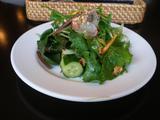 ゼブラ 前菜サラダ