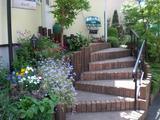 鎌倉山茶房 階段