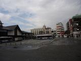 クルミッコ 駅前広場