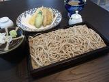 松原庵青 蕎麦