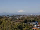 鎌倉山倶楽部 窓からの眺め