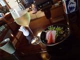 北條 サラダとワイン