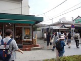 タイの食堂 鎌倉西口からの路地