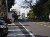 ル・ミリュウ  鎌倉山の道