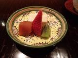 大三 デザート