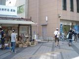 ベスパ 路地入口2